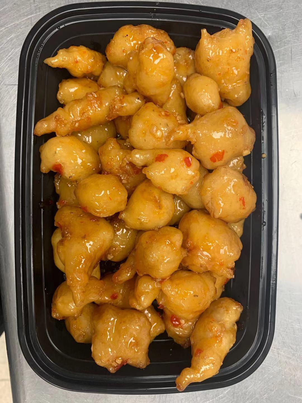 Crispy Thai Chicken 🔥