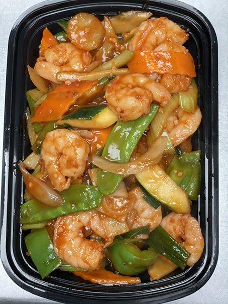Yu Shan Shrimp 🔥