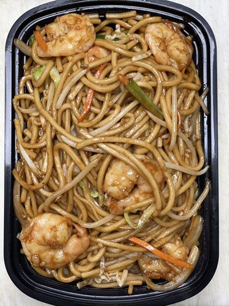 Shrimp - Chow Mein
